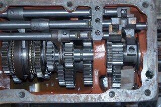 John Deere 650 >> Massey Ferguson MF 30 Getriebe, 650,00